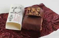 Roarin' Twenties-Inspired Treats - Bixby & Co Chocolate Bars are Organic and Nostalgic