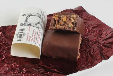 Bixby & Co chocolate bars