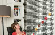 Interactive Magnetic Wallpaper - MagScapes Makes Interior Design as Easy as Playing With Stickers