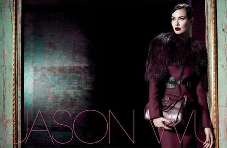 Jason Wu Fall 2012 campaign