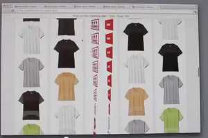 UNIQLO Dry Mesh Project Wakes Up Social Pinboard Users