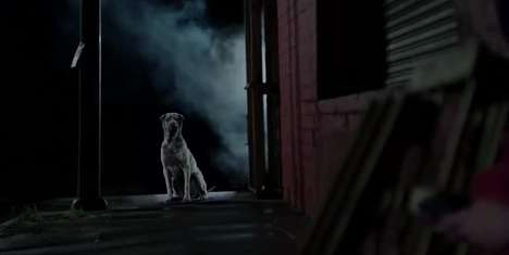 Crime Fighting Dog Ads - The 'Save the World' Music Video Gives New Meaning to the Term Watchdog