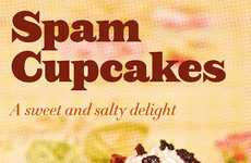 Canned Meat Cakes - Get Adventurous and Indulge in these Eyebrow-Raising Spam Cupcakes