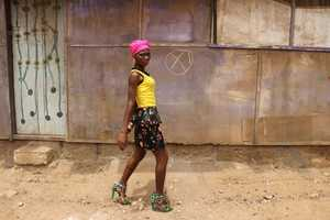 Afia is a Chic Women's Clothing Line Sourced and Sewn in Ghana