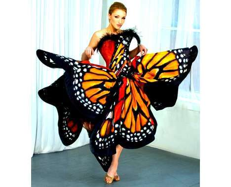 beautiful butterfly innovations