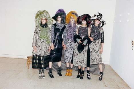 Marc Jacobs Fall 2012 campaign