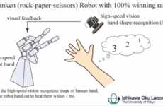 Rock-Paper-Scissors Playing Bots
