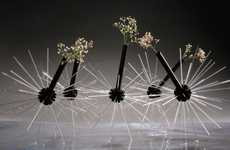 Spiky Flower Holders