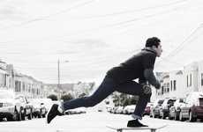 High Performance Skater Jeans