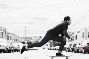 Nike and Levi's 511 Skateboarding Denim Offers Style & Functionality