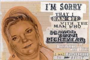 David Fullarton Creates Illustrations That Say Sorry With Humor