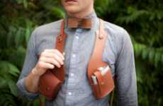 The Vice Holster is Perfect for the Quick Draw Debonair