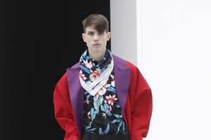 The Balenciaga Spring/​Summer 2013 Collection is a Retro Throwback