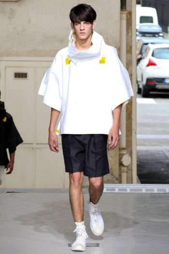 issey miyake spring summer 2013