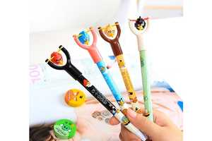 The Angry Birds Slingshot Pen Brings The Game Into Reality