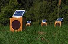 Solar-Powered Concerts