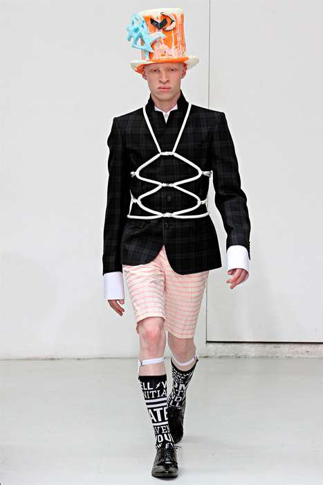 walter van beirendonck spring summer 2013