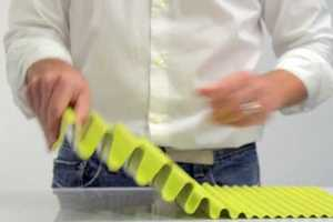 The Herbst 'Wave Dishnest' is a Funky and Simple Solution
