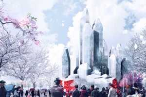 The Harbin Ice Hotel by LAVA is Beautiful and Enormous