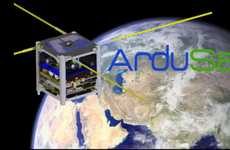 The ArduSat Satellite Gives the Public a Glimpse into Space