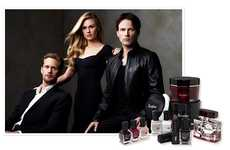 Vampiric Beauty Goods - The 'Forsaken' True Blood Cosmetics Line is Gory