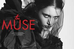 The Muse by Oliver Meyer Features Designs by Sayuri Bloom Fashion