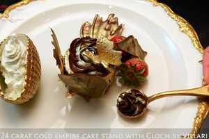 Bloomsbury's 'Golden Pheonix' Cupcake is Obscenely Expensive