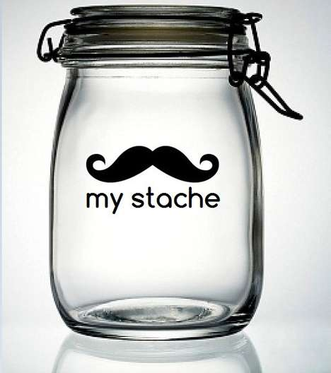 my stache decal sticker