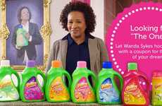 Detergent Cupid Campaigns