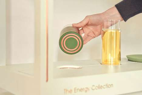 energy collection by marjan van aubel