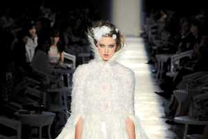 The Chanel Couture Fall 2012 Collection Revamps Coco's Classics
