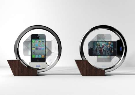 RING iPhone Dock