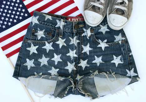 fashion drug star shorts