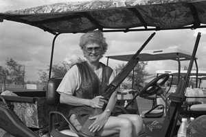 Lincoln Clarkes Captures Women & Their Guns in Texas