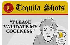 Brutally Honest Beverage Posters
