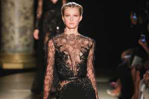 The Elie Saab Fall 2012 Couture Collection is Magnificent