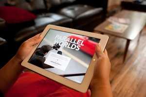 The Wondereur Ipad App Brings Art to Your Fingertips