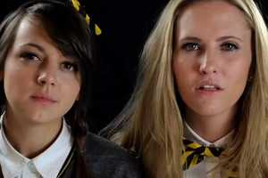 The 'Sorted This Way' Video is a Hysterical Take on Hogwart