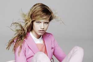 The Hailey Clauson for Exit Magazine Spring/Summer 2012 Photoshoot