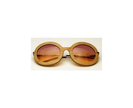 wonderfully wooden sunnies