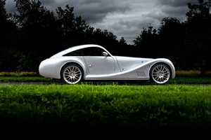 The New Morgan Aero Coupe 2012 is Retro Chic