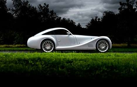 morgan aero coupe 2012