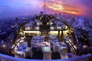 The Banyan Tree Bangkok Resort Allows You To Escape to the Extraordinary