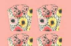 Kitschy Patterned Prints