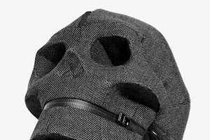 The Aitor Throup Shiva Skull Bags are the Focus of His 2012 Menswear Line