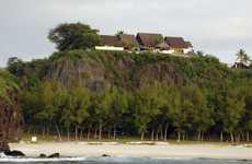 Bali-Inspired Hilltop Abodes