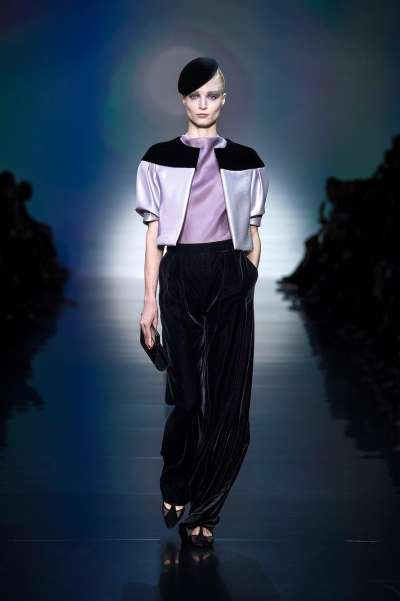 Giorgio Armani Privé Fall/Winter 2012/2013