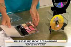 Brit Morin Shows How to Turn Old Objects into New Furnishings