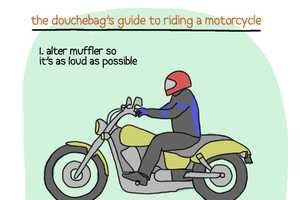 The 'Pleated Jeans' Motorcycle Guide is Hilarious