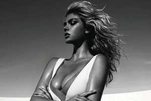 Kate Upton for the July 2012 Issue of Vogue Spain Sports Swimwear